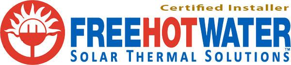 Certified Free Hot Water Installer