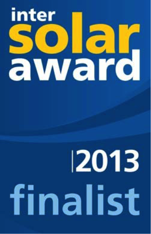 Free Hot Water is finalist for the North American Solar Project Award